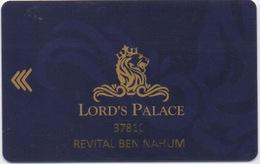 Carte Membre Casino : Lord's Palace KKTC Chypre Du Nord - Cartes De Casino