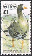 Ireland SG1060 1997 Definitive £1 Good/fine Used [15/14682/4D] - 1949-... Republic Of Ireland