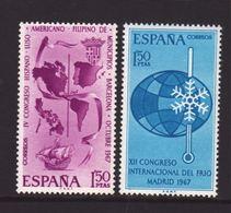 Spain 1967, MNH - 1961-70 Neufs
