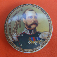 Magnet - RUSSIE - Tsar Alexandre II - Magnets