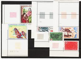 LKA264 FRANKREICH 1972 Michl 1810 +1812/16 ** Postfrisch SIEHE ABBILDUNG - Frankreich