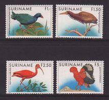Surinam 1985, Birds, MNH. Cv 24 Euro - Suriname
