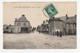 SAINT PIERRE DES LANDES - ROUTE DE LUITRE - 53 - France