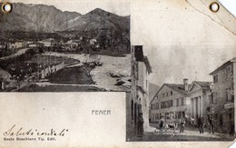 BELLUNO-FENER-VEDUTE-1905 - Belluno
