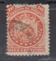 BOLIVIE     1871    N°  15     COTE     25 € 00          ( Q 112 ) - Bolivie