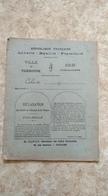 11 - Narbonne  - - Ville De Narbonne - école Communales - Declaration Des Droits De L' Hommeet Du Citoyen - Bambini