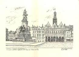 02 - SAINT QUENTIN - Saint Quentin