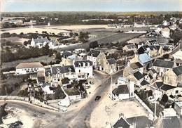 50-BLAINVILLE-SUR-MER- LA PLACE VUE DU CIEL - Blainville Sur Mer