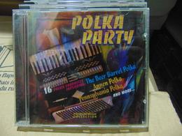 The Gordon Mills Polka Band- Polka Party - World Music