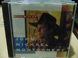 John Michael Montgomery- Kickin' It Up - Country & Folk