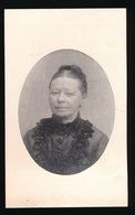 LUDOVICA THOMAES - HOOFDPLAAT 1826 - SAS VAN GENT 1900   - 2 AFBEELDINGEN - Overlijden