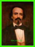 CÉLÉBRITÉS - DR CARLOS MANUEL DE CESPEDES Y DEL CASTILLO ( 1819-1874)  - PLAZA DE ARMAS, LA HABANA - - Personnages Historiques
