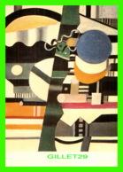 PEINTURE - FERNAND LEGER (1881-1955) - ELÉMENT MÉCANIQUE - - Peintures & Tableaux