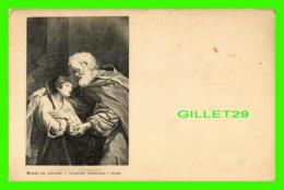 PEINTURE - L'ENFANT PRODIGUE, SPADA - MUSÉE DU LOUVRE - PHOTOTYPIE, A. BREGER FRÈRES - - Peintures & Tableaux