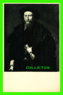CÉLÉBRITÉS - L. LOTTO, RITRATTO DI GENTILUOMO - R.  PINACOTECA DI BRERA - - Personnages Historiques