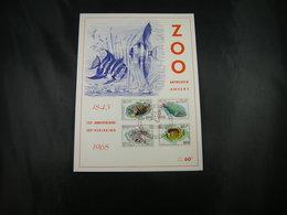 "BELG.1968 1470 1471 1472 &1473 FDC Phila Card (Antwerpen) : "" Solidariteit / Soldarité ZOO ANTWERPEN/ANVERS   "" - FDC"