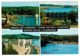 Les Barrages De La Vesdre, Gileppe, Butgenbach Et Robertville (pk55798) - Gileppe (Stuwdam)