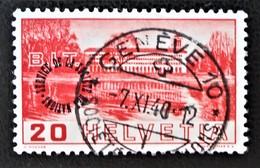 TIMBRE DE SERVICE 1938 - OBLITERE - YT 167 - Service