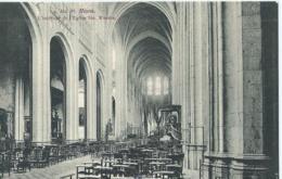 Bergen - Mons - No 49 - L'Intérieur De L'Eglise Ste. Waudru - Editeur A. Duwez-Delcourt - Mons