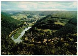 Vallée De La Semois Mouzaive Et Alle, Vus Du Naglémont (pk55803) - Vresse-sur-Semois