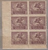 POLAND 1919 MNH(**) Mi 114 #24400 - ....-1919 Gouvernement Provisoire