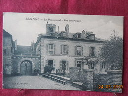 CPA - Sézanne - Le Pensionnat - Vue Intérieure - Sezanne
