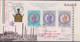 Iran Coronation Shahanshah 1967 - Iran
