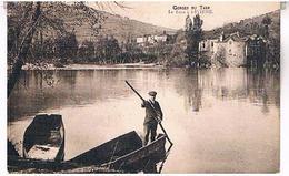 48 GORGES  DU TARN  LE  TARN A RIVIERE     TBE  LOZ66 - Gorges Du Tarn