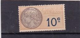 T.F.S.U N°6 Neuf - Revenue Stamps
