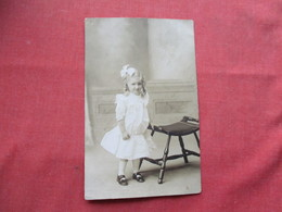RPPC  Young Blond Girl    Ref 3246 - Other