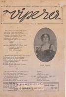 SPARTITO VIPERA Versi E Musica Di E.A. MARIO - Casa Editrice MARIO - Volksmusik