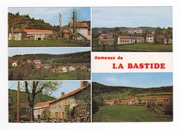 48 Vers Langogne La Bastide N°543 Hameaux De Masmejean Le Fraisse Et Chabalier - Langogne