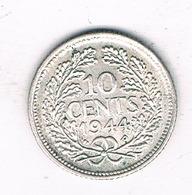 10 CENT 1944 NEDERLAND /2803/ - 10 Cent