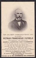 Capellen-op-den-Bosch, Kapelle-op-den-Bos, 1918, Petrus Huygels, Vaan Humbeeck - Images Religieuses