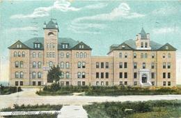 BRANDON COLLEGE, BRANDON, CANADA POSTED IN 1908 #82003 - Brandon