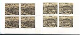 GUATEMALA  1984 COFFEE PLANTS, Set Of 10 VALUES, MINT NH  MICHEL 1244/53 SCOTT C782/99 - Guatemala
