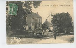 SAINT BROINGT LE BOIS - Place De La Mairie - Autres Communes