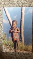 CPM HAITI TIPYCAL SCENE ENFANT FILLETTE SOURIANTE  PHOTO RAFAELLE CASTERA - Ansichtskarten