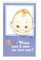 MABEL LUCIE ATTWELL ART DRAWN CARD No.817 CHILDREN - Attwell, M. L.