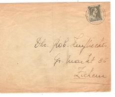 PR6421/ TP 480 Léopold Col Ouvert S/L.c.PMB-BLP 11 23/1/1940 V.Zichem - Military Post