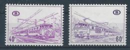 TR-CF 390A + 392A **   Cote 14.00 - Railway