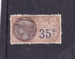 T.F.S.U N°11 - Revenue Stamps