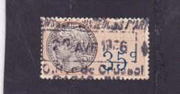 T.F.S.U N°11b - Revenue Stamps