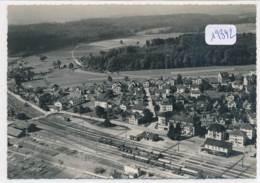 CPM GF  -19342-Suisse-Flugaufnahme Effretikon  - Vue Générale Aérienne - Envoi Gratuit - ZH Zurich