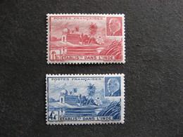 Inde:  Paire N°126 Et N° 127, Neufs X . - India (1892-1954)