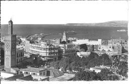 MAROC - TANGER - Vue Vers Le Grand Socco Et Le  Port - Tanger