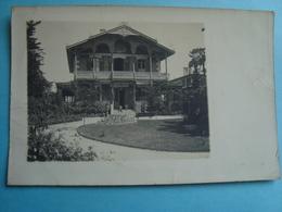 33 - Arcachon - Carte Photo - Grande Villa - Arcachon