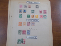 Lot N°312 GRANDE BRETAGNE + Divers Obl. - Collections (with Albums)