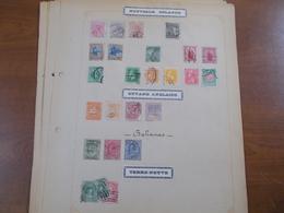Lot N°312 GRANDE BRETAGNE + Divers Obl. - Stamps