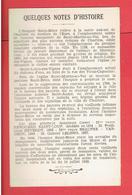 CHARTRES HOSPICE SAINT BRICE ET SON HISTOIRE CARTE EN TRES BON ETAT - Chartres